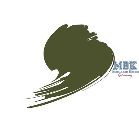 Polish AFV Khaki Green
