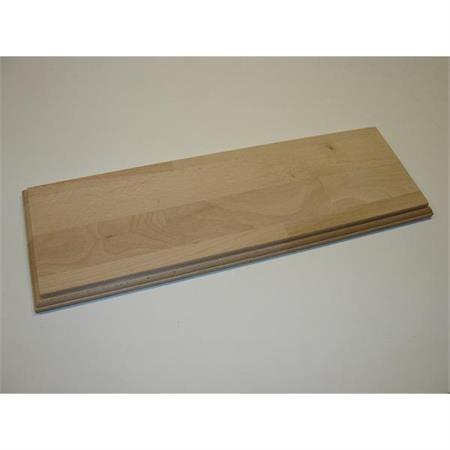 Holzsockel, 45 x 15cm, unbehandelt