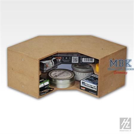 Corner Shelves Module     --> A24 <--
