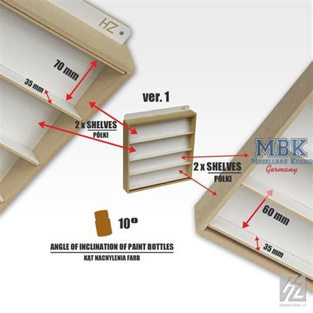 Paint Hanger - 36mm     --> A12 <--