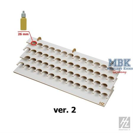 Paint Stand - 26mm     --> A28 <--