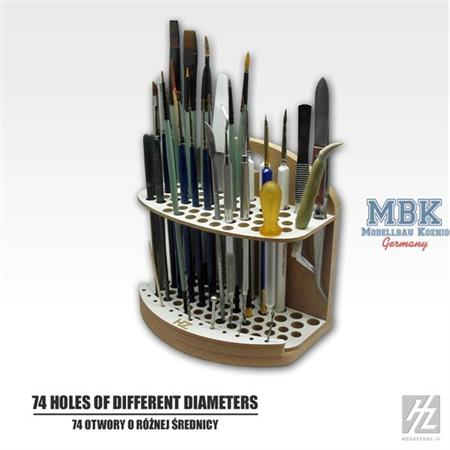 Brushes and Tools Stand     --> A44 <--