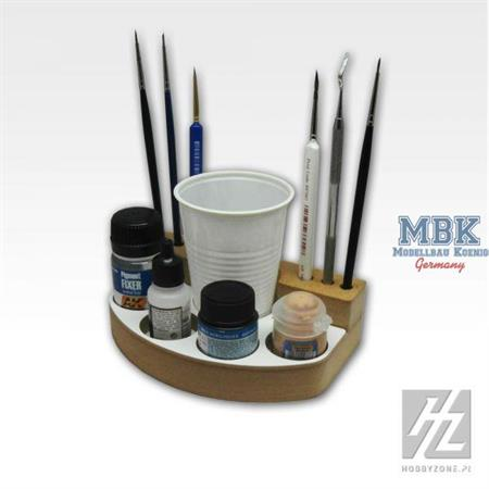 Painting Tools Stand     --> A43 <--