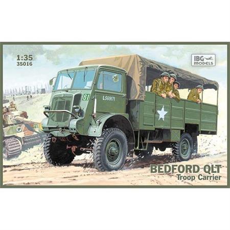 Bedford QLT - Troop Carrier