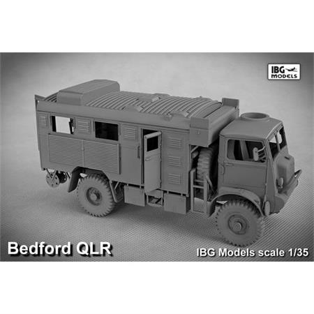 Bedford QLR Wireless