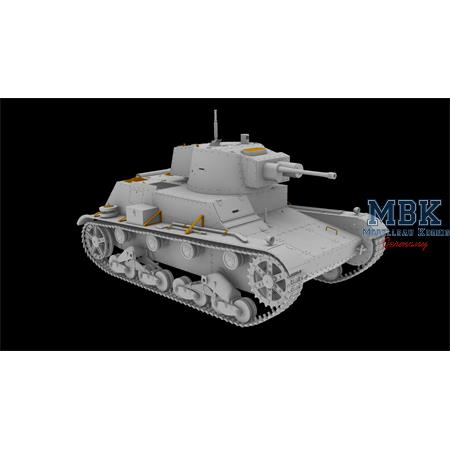 7TP Polish Tank - Single Turret *LIMITED Edition*