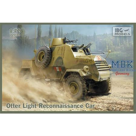 Otter Light Reconnaissance Car