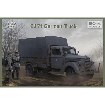 917T German Truck