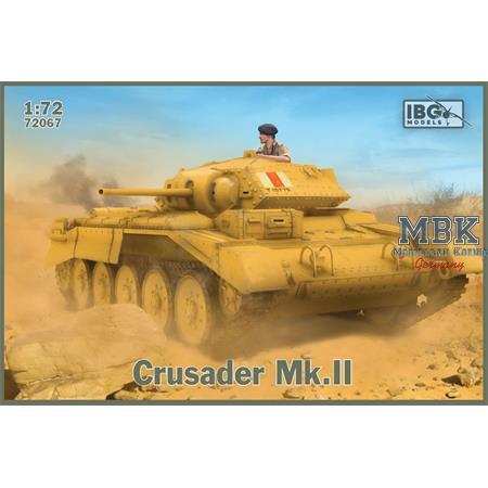 Crusader Mk. II - British Cruiser Tank