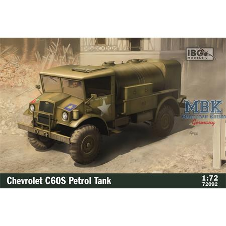 Chevrolet C60S Petrol Tank