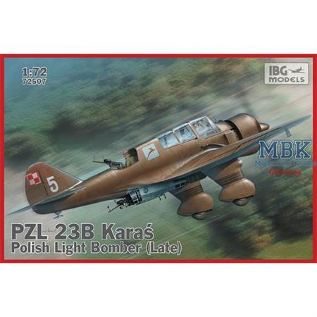 PZL.23B Karas - late production