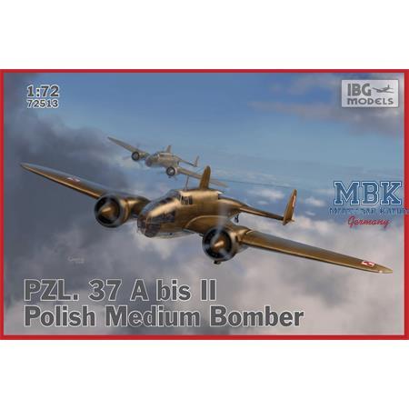 PZL 37 A bis II Los - Polish Medium Bomber