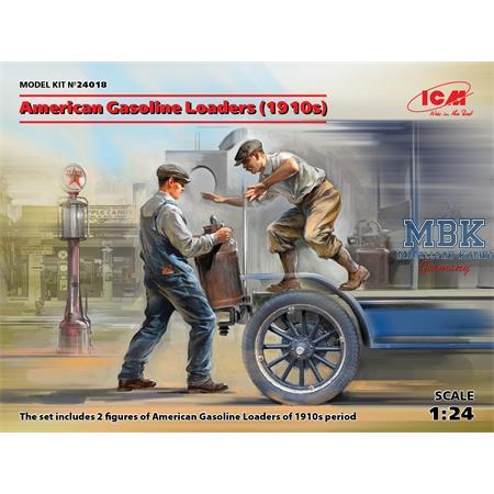 American Gasoline Loaders (1910s)