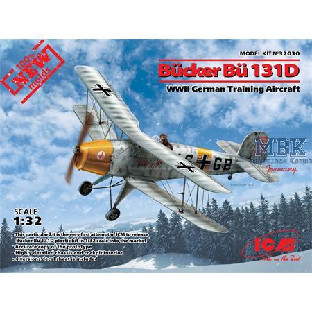 Bücker Bü131D