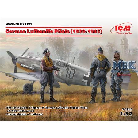 German Luftwaffe Pilots (1939-1945)