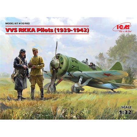 VVS RKKA Pilots (1939-1942)