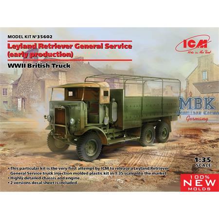 Leyland Retriever General Service (early)