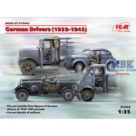 German Drivers (1939-1945)