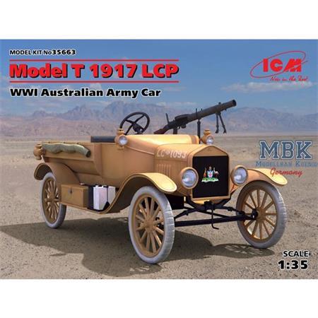 Model T 1917 LCP Australian Army