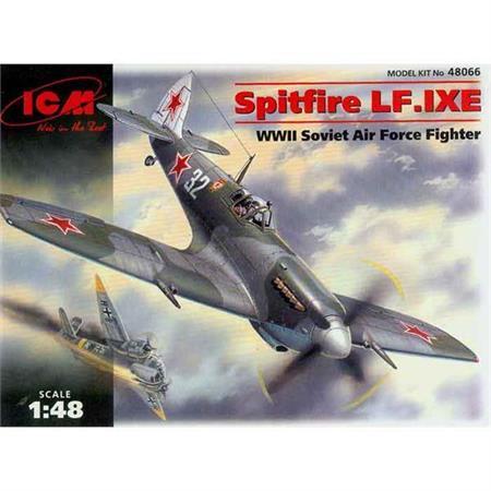 Spitfire LF IXe USSR