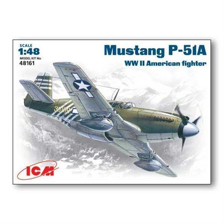 Mustang Mk.III RAF Fighter