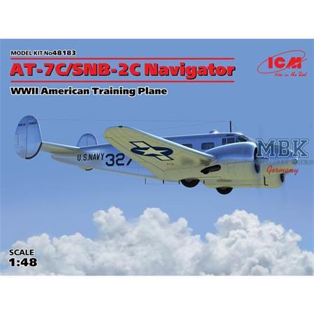 AT-7C/SNB-2C Navigator, WW2 US Training Plane