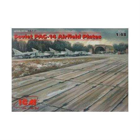 Sov. PAG-14 Airfield plates