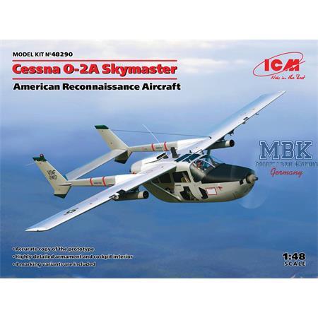 Cessna O-2A Skymaster, American Recon Aircraft