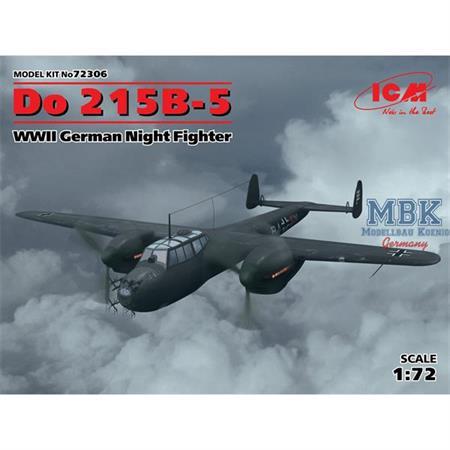 Dornier Do 215B-5 Night Fighter