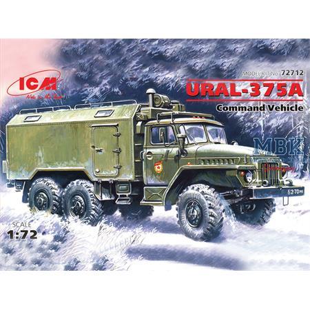 Ural 375A Command