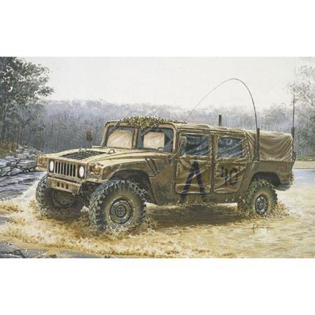 Commando Hummer