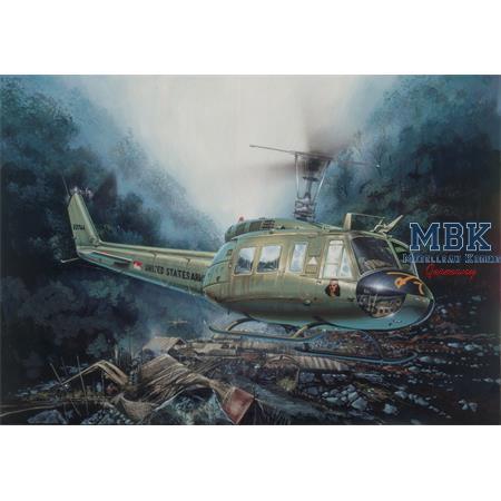 UH-1D Iroquois (u. A. Bundeswehr Heeresflieger)
