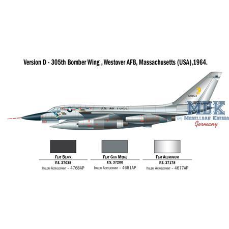 B-58 Hustler 1/172