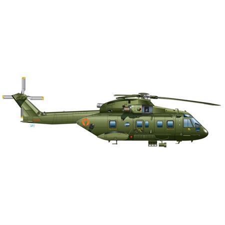 AgustaWestland AW-101 ''SKYFALL''