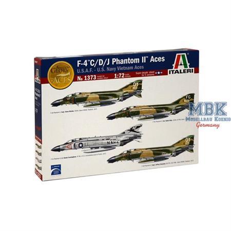 F-4 C/D/J PHANTOM II Vietnam ACES