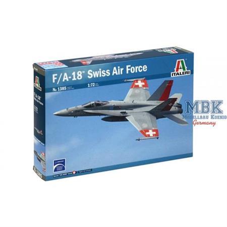 F/A-18 Swiss Air Force
