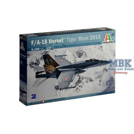 """F/A-18 Hornet """"Tiger Meet 2016""""    1/72"""