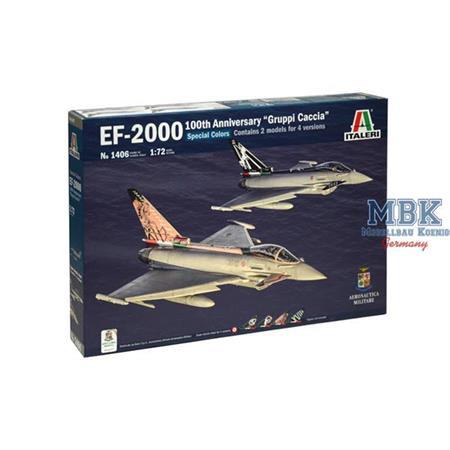 """EF-2000 100th Anniversary """"Gruppi Caccia"""""""