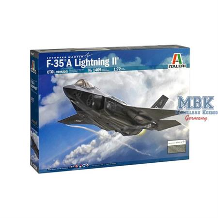 F-35A Lightning II CTOL Version   1/72