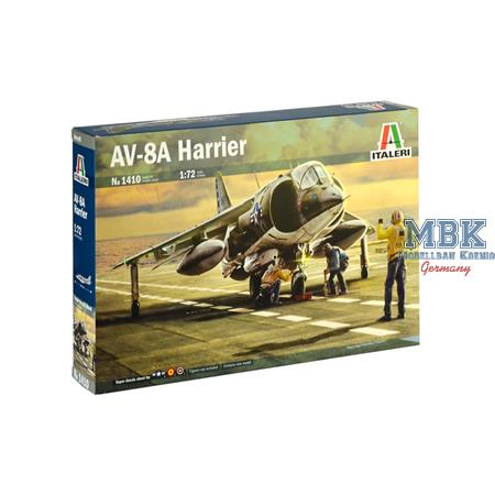 AV-8A Harrier   1/72