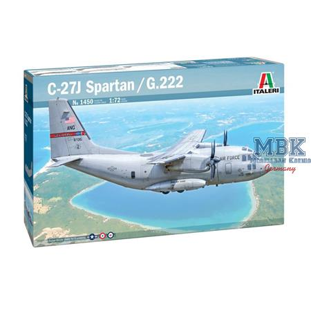 C-27 J/G 222 Spartan
