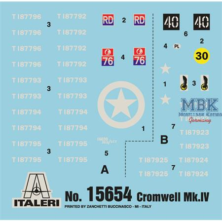 Cromwell Mk. IV - 28mm