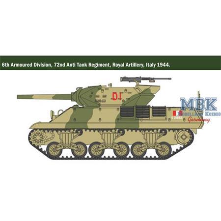 M10 Tank Destroyer  -  28mm