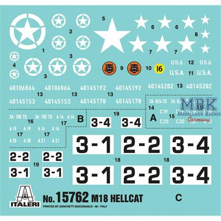M18 Hellcat - 28mm