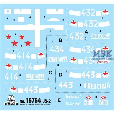 IS-2 MOD. 1944 - 28mm