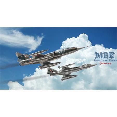 F-104G/S RF-104G Starfighter  1/32