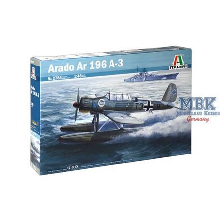 Arado Ar 196 A-5   1/48