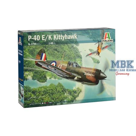P-40E/K Kittyhawk   1/48