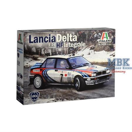 Lancia Delta HF Integrale 1/24