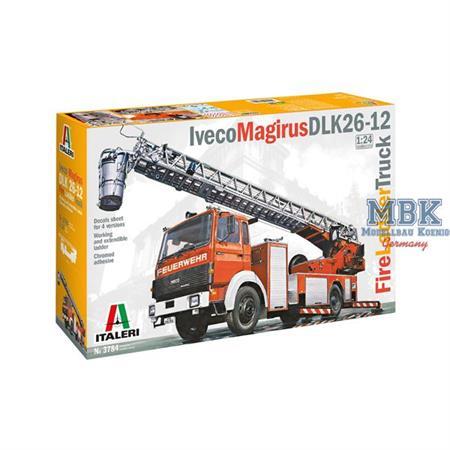 Iveco-Magirus DLK 23-12 Fire Ladder